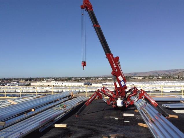 pipe crane
